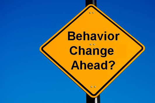 Can People Change Their Behavior?